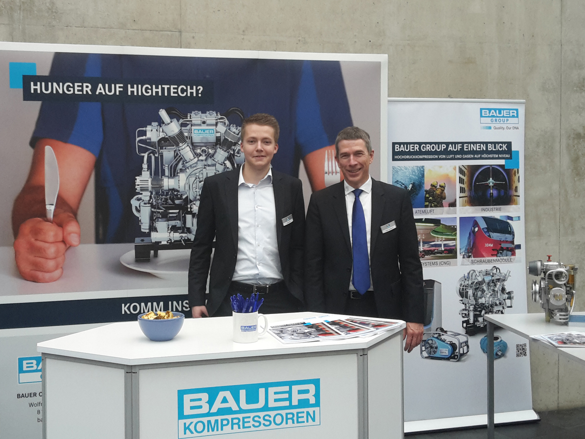 BAUER GROUP à la HOKO 2017, Munich