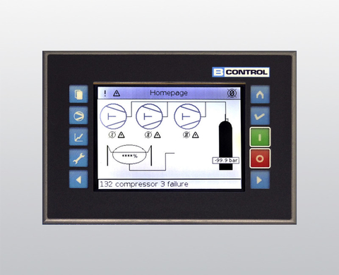 Display utente display B-CONTROL II