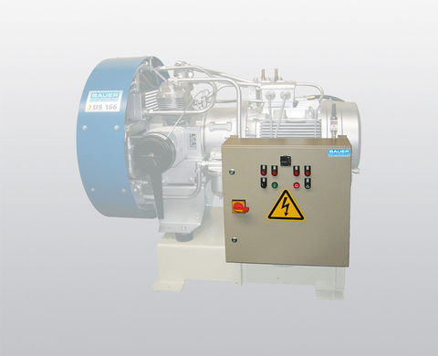 Standard compressor control