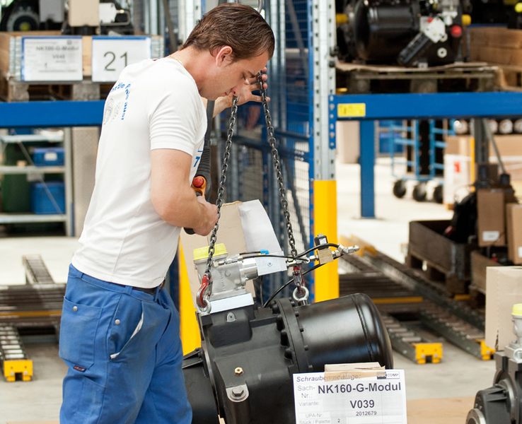 Warehouse Logistics Technician