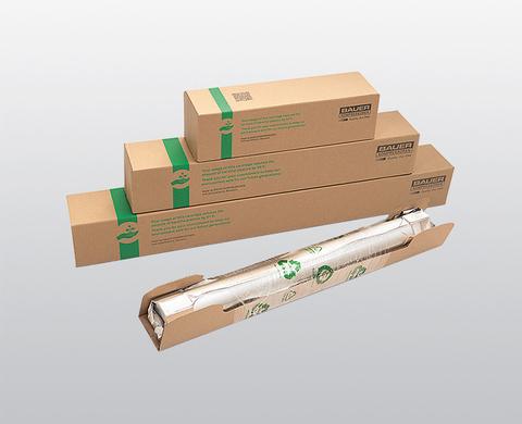 Filter cartridge packaging