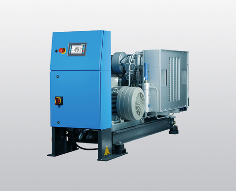 BAUER E 23 high-pressure compressor
