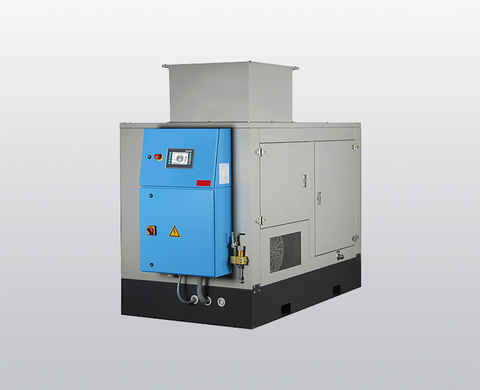 BAUER I 22 Super-Silent (sound-insulated) high-pressure compressor