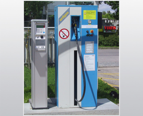 TA 2331 – automatic fuel vending machine combined with refuelling facility (e.g. depot filling station with some public use)