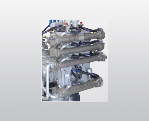 Water cooling (heat exchanger)