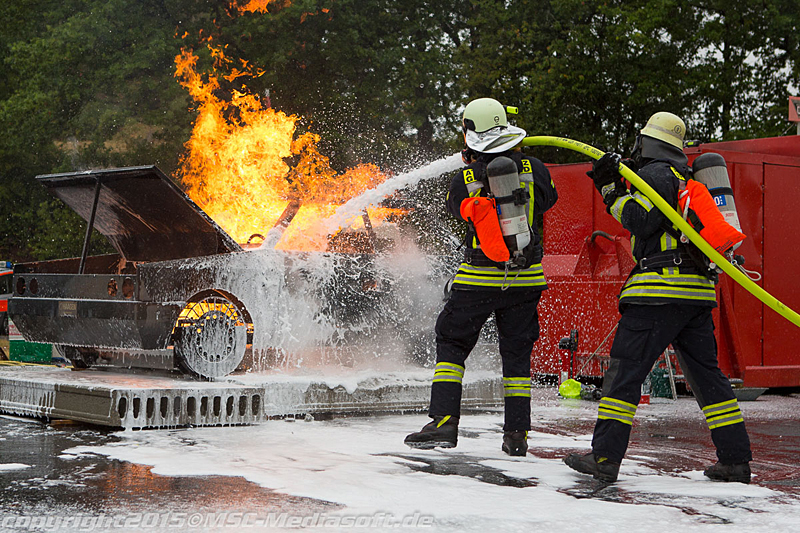 Firefighting unter Volllast