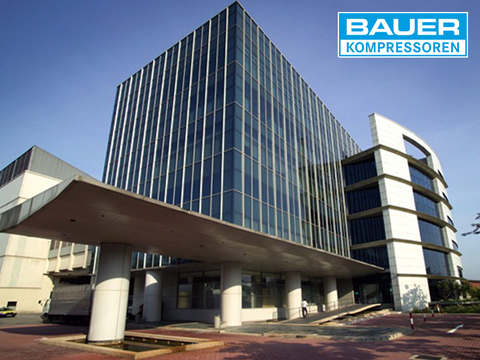 BAUER Training Facility in Singapore