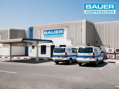 Foundation of BAUER KOMPRESSOREN GCC FZE