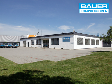 BAUER Training Facility in Austria