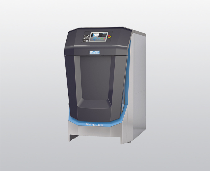 Air-cooled, medium-pressure compressors: Air compressors
