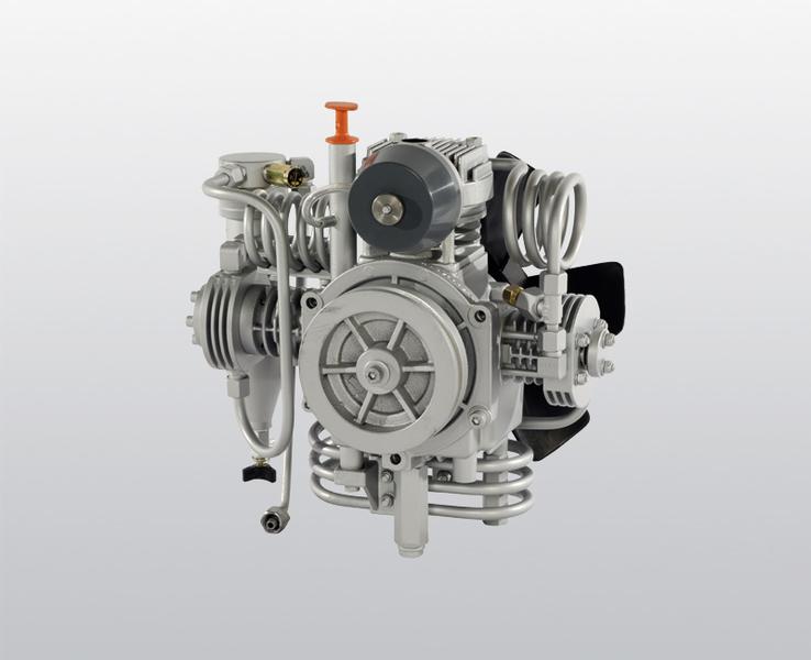 PE 100 compressor block