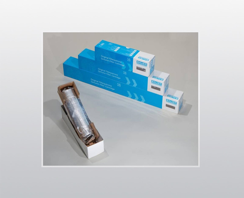 Filter cartridge packaging