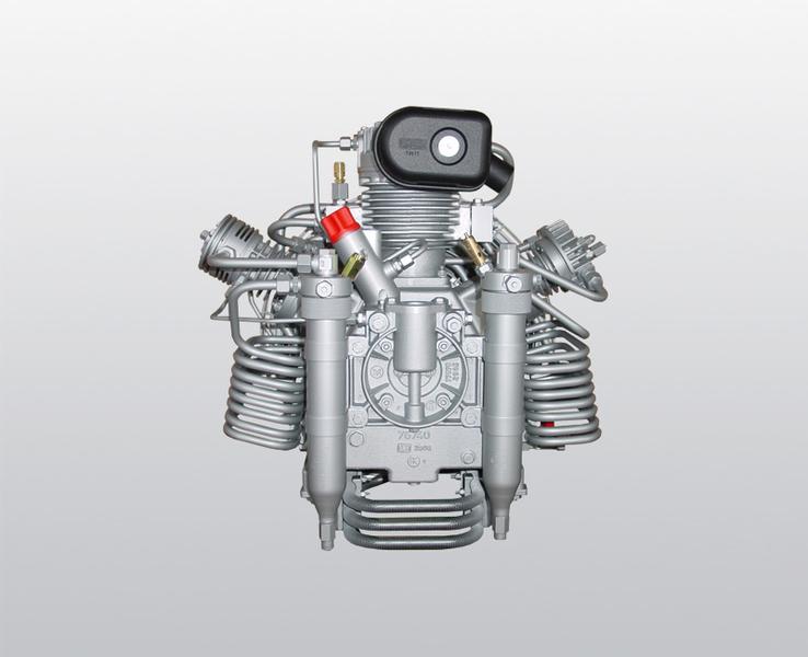 Pe Ve Breathing Air Compressor Poseidon Edition Diving