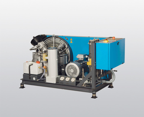 BAUER KAP-H breathing air compressor