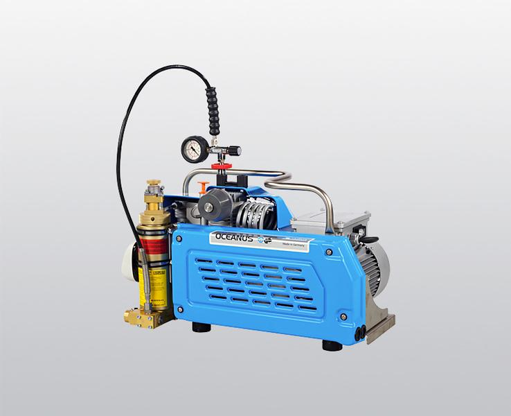 OCEANUS high-pressure compressor, diving, ship, paintball compressor &