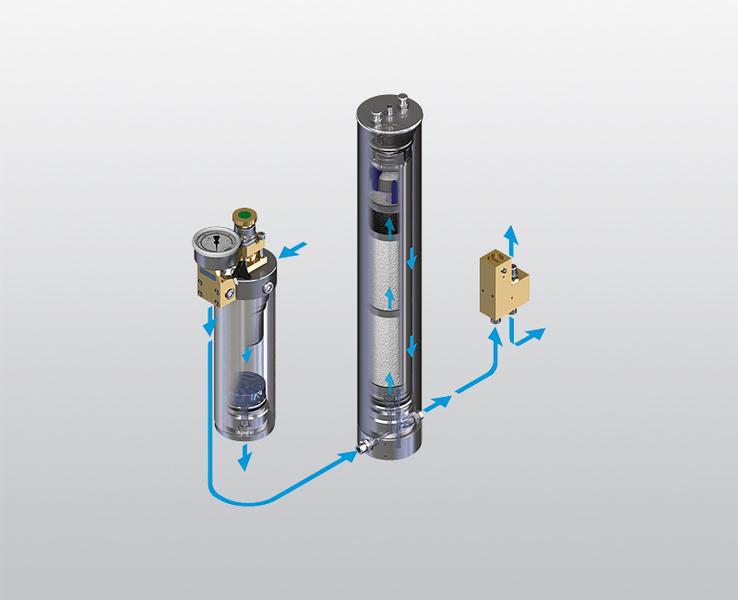 Verticus Breathing Air Compressor Diving Compressor Fire Service