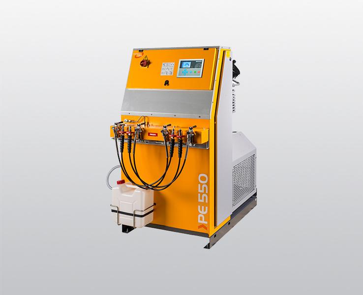 PE-VE, 300 – 850 l/min