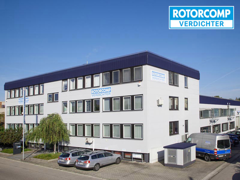 ROTORCOMP VERDICHTER GmbH 的公司大楼