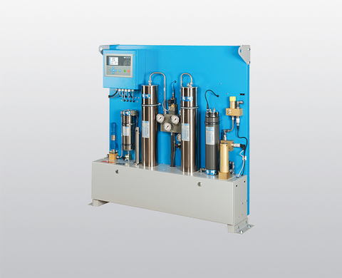 BAUER SECCANT III high-pressure regeneration dryer for air and gas treatment